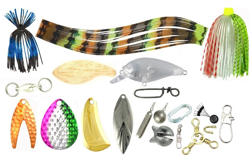 Serious Bass Tackle  Everything you need to build custom